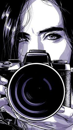 Marvel's Jessica Jones Phone Wallpaper | Moviemania