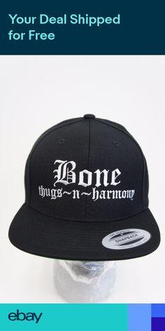 9f6d8e76590f3 Vintage bone Thugs N Harmony Snapback hat