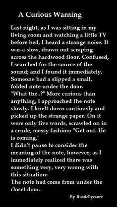 Story Prompt - (V)
