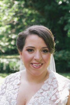 lace // bridal portraits