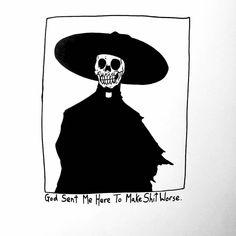 los derechos de autor ilustración Matt Bailey