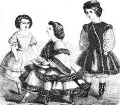 1859 children fashion