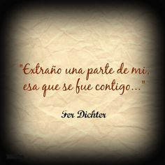I miss u Favorite Quotes, Best Quotes, Love Quotes, Sad Sayings, Tu Me Manques, Love Words, Beautiful Words, Ex Amor, More Than Words