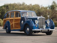 1949 Bentley Mark VI Estate Car by Rippon | Arizona 2016 | RM Sotheby's