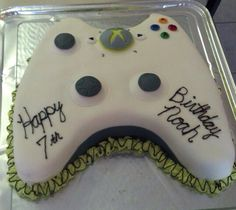 32 Best XBOX CAKE Images