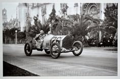 Vintage Early 1900s Automobile Racing Photography by ANTICDOTE