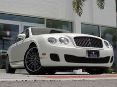 2009 Bentley Continental Flying Spur Speed in Naples, Florida