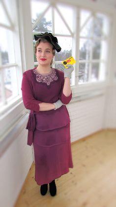 Lottamuseoon pääsee tutustumaan myös museokortilla. #lottamuseo#museokortti#matkailu#kulttuuri Peplum Dress, Dresses, Fashion, Vestidos, Moda, Fashion Styles, Dress, Fashion Illustrations, Gown