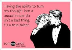 I know wayyyyy too many people like this! Including my hubby! Lol