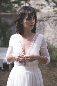 Jeanne, Marie, Wedding Ideas, Dresses, Inspiration, Short Updo Wedding, Civil Ceremony, Wedding Dress 2018, Bridal Collection