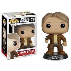 Star Wars VII Han Solo Pop! Vinyl Bobble Head - Funko - http://www.entertainmentearth.com/prodinfo.asp?number=FU6584&id=GV-504124131