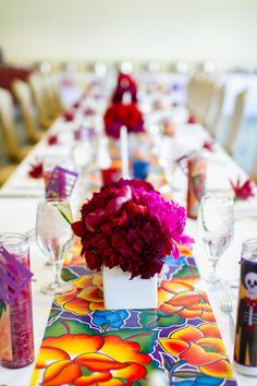 Mexican Fiesta Bridal Shower | Photography: Snaps and Scribbles | Event Design: Jordan Event Studio