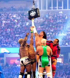 Don't miss the biggest event in sports-entertainment history! Tune in for WWE WrestleMania XXX April 6th at 8/7 CT on PPV or WWE Network. For more info visit: http://WrestleMania.com!