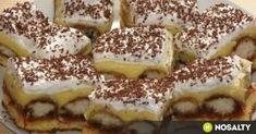 Hungarian Desserts, Hungarian Cake, Hungarian Recipes, Hungarian Food, Cake Cookies, Cupcakes, Nutella, Oreo, Cookie Recipes