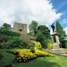 Clitheroe Castle Love GREAT Britain