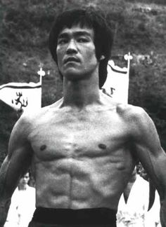 Bruce Lee. Enough said.