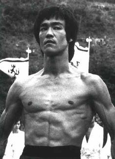 Bruce Lee. Enough said.