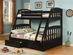 Loft Beds: Maximizing The Area Of Small Spaces – Bunk Beds for Kids Twin Full Bunk Bed, Full Size Bunk Beds, Double Bunk Beds, Bunk Beds With Storage, Wood Bunk Beds, Bunk Bed With Trundle, Bunk Beds With Stairs, Kids Bunk Beds, Loft Spaces