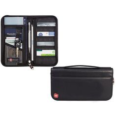 Wenger Wenger leather travel wallet black 935064bk >>> Learn more by visiting the image link.Note:It is affiliate link to Amazon.