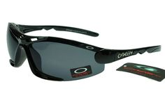 Oakley Lifestyle Sunglasses Black Frame Gray Lens 0729
