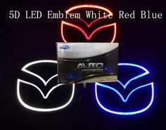 Find More Rear Lights Information about 5D car led emblem car led badge car led symbols logo for Mazda ,High Quality badge brooch,China logo pin badge Suppliers, Cheap badge jewelry from Freephoto (HK) Ltd. on Aliexpress.com