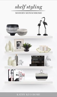 Home Decor Styles, Storage And Organization, Home Accessories, Shelves, Shelf Decor Living Room, Wood Floating Shelves, Tv Stand Decor, Home Interior Design, Home Decor Tips