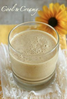 Recipe for Healthy Gluten-Free Diet: Mango Chai Breakfast Shake