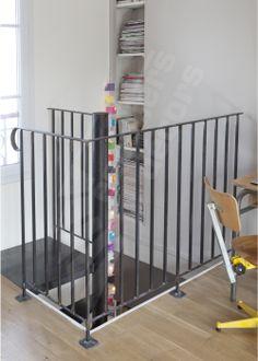 garde corps fer forg bruni sur balcon martigues entree pinterest. Black Bedroom Furniture Sets. Home Design Ideas