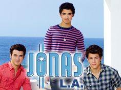 To be honest, I still like JONAS L.A., and watch the episodes on YouTube sometimes