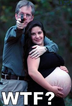 Fifty of the WORST pregnancy photos... seriously....wtf were these people thinking?