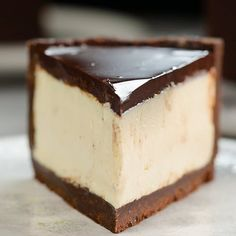 Tastemade: Cake Crusted Cheesecake ~ Recipe