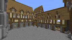 minecraft castle wall designs - Google Search