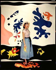 Cecil Beaton photo the Matisse Henri Matisse, Light Photography, Fashion Photography, Photography Accessories, Digital Photography, Timeless Fashion, Vintage Fashion, Beautiful Dresses, Nice Dresses