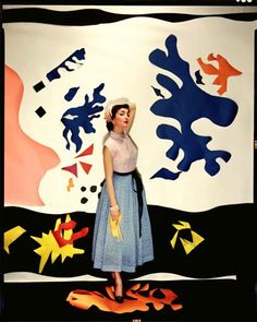 Cecil Beaton photo 1952....