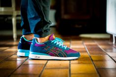 Asics GT-II - Purple/Navy #sneakers