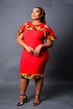 The best collection of latest and most Beautiful Ankara Skirt Styles For Chubby Ladies. These plus size ankara skirt styles were particularly selcted to make every plus size and thick lady glow in ankara skirt styles and designs African Fashion Designers, Latest African Fashion Dresses, African Print Dresses, African Dresses For Women, African Print Fashion, Africa Fashion, African Wear, African Attire, Fashion Prints