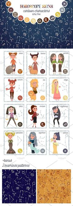 Cancer Zodiac Horoscope Astrology Sign Crab  Calendar Templates