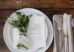 Menu Design by Simplesong  | Sunday Supper Studio | Williamsburg,Brooklyn | photography by Karen Mordechai