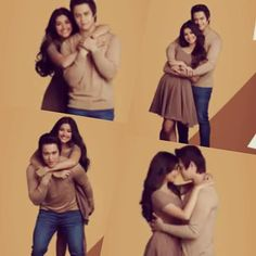 Make your 2017 moments sweeter with @nescafeph and the sweetest if you watch MY EX AND WHYS   #enriquegil #lizasoberano #lizquen #myexandwhys