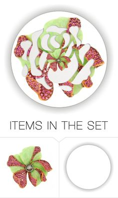 """""""Stencil Art - Within & Without"""" by for-the-art-of-fashion ❤ liked on Polyvore featuring art"""