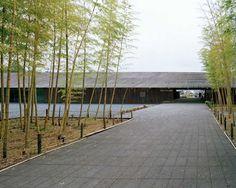 Kengo Kuma & Associates, Peppe Maisto · Nakagawa-machi Bato Hiroshige Museum of Art