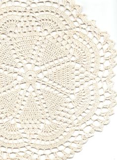 Christmas gift Crochet doily lace doilies eco by faustapink900