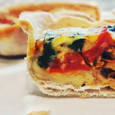 Bake these mini quiches in flour tortilla shells and have them for breakfast or brunch. Great for picnics and grab-and-go too. Tortilla Bowls, Tortilla Shells, Mini Tortillas, Flour Tortillas, Breakfast Tortilla, Cowboy Caviar, Mini Quiches, In Season Produce, What To Cook