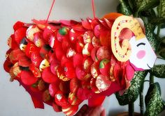 Meijo's Joy: 2015 Chinese New Year Goat Lantern