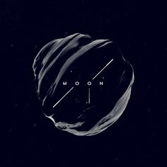 logo / moon