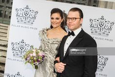 Princess Victoria and Prince Daniel of Sweden attend an award ceremony for the Polar Music Prize at Konserthuset on June 15, 2017 in Stockholm, Sweden. (Photo by Michael Campanella/Getty Images)