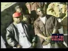 SELF DESTRUCTION 2 (Jersey City) 20 Years later(music video) R.I.P. Scott LaRock .  We got to keep ourselves in check.