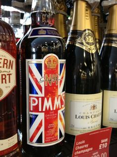 When in London, one must drink like the Brits! Summer Drinks, Fun Drinks, Summer Bbq, Best Of British, Pub Food, Oclock, Union Jack, Good Old, Olympics