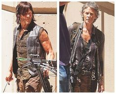 Daryl and Carol season 5