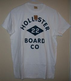 Mens Hollister T-shirt LARGE NWT
